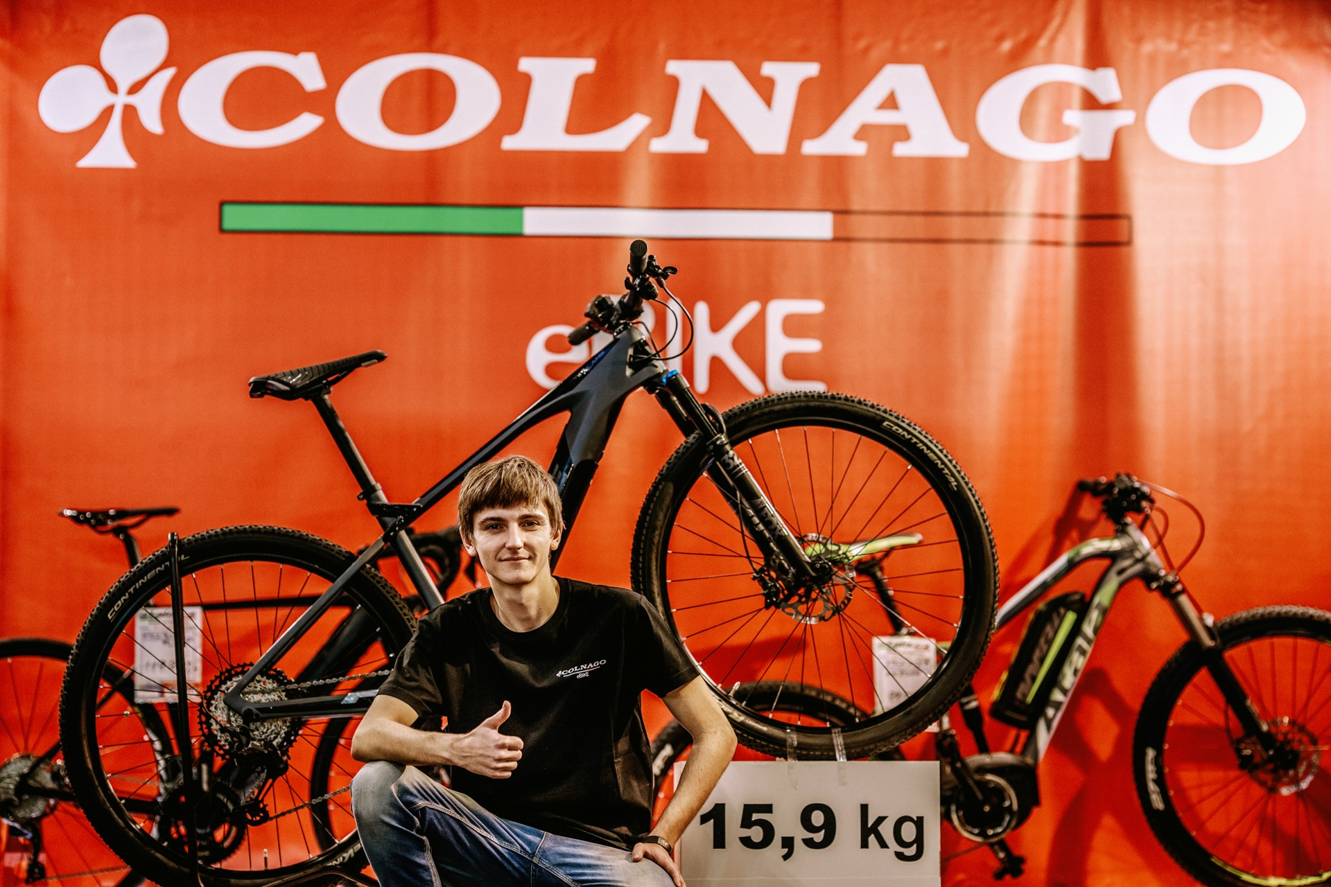"Featured image for ""Cycle Trade – znáte nejlehčí elektrokolo a víte, co spojuje Colnago a Ferrari?"""